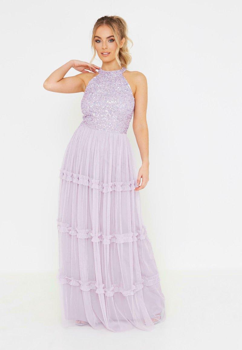 BEAUUT - Suknia balowa - lilac