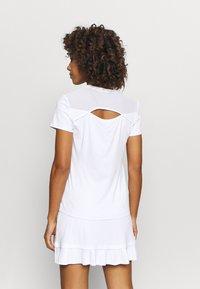 Fila - SOPHIE - Jednoduché triko - white - 2