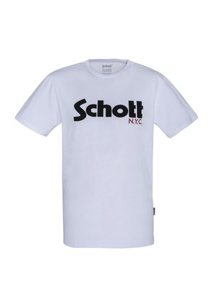LOGO - Print T-shirt - blanc