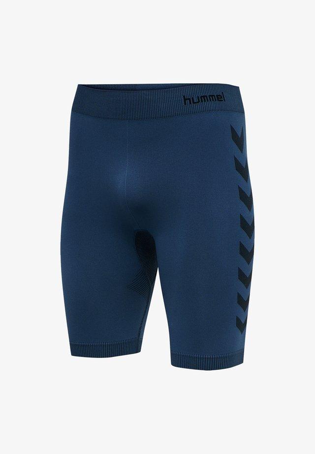 HMLFIRST SEAMLESS  - Base layer - blau