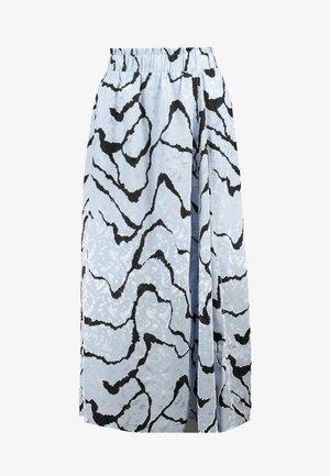 AYLIN SKIRT - Áčková sukně - blue ripple