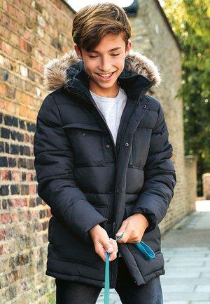 LONGLINE - Winter jacket - black