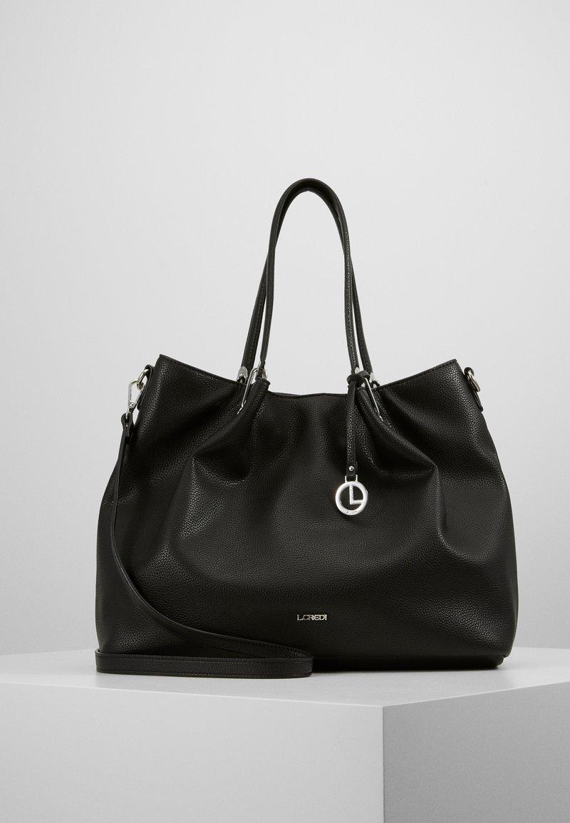 L. CREDI - EBONY - Handbag - schwarz