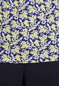 WEEKEND MaxMara - FOSCO - Print T-shirt - ozean - 7