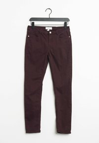 Mango - Slim fit jeans - purple - 0