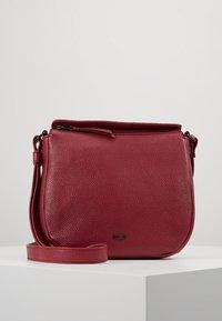 Bree - NOLA  - Across body bag - rhododenron - 0