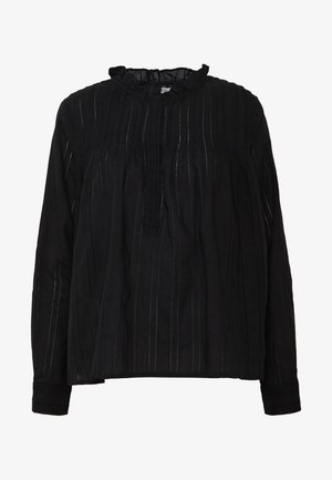ISABEL - Blouse - black