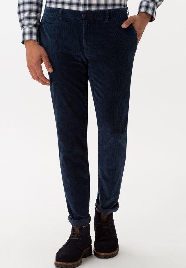 STYLE FABIO IN - Trousers - blue