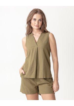 VANYA - Bluser - olive