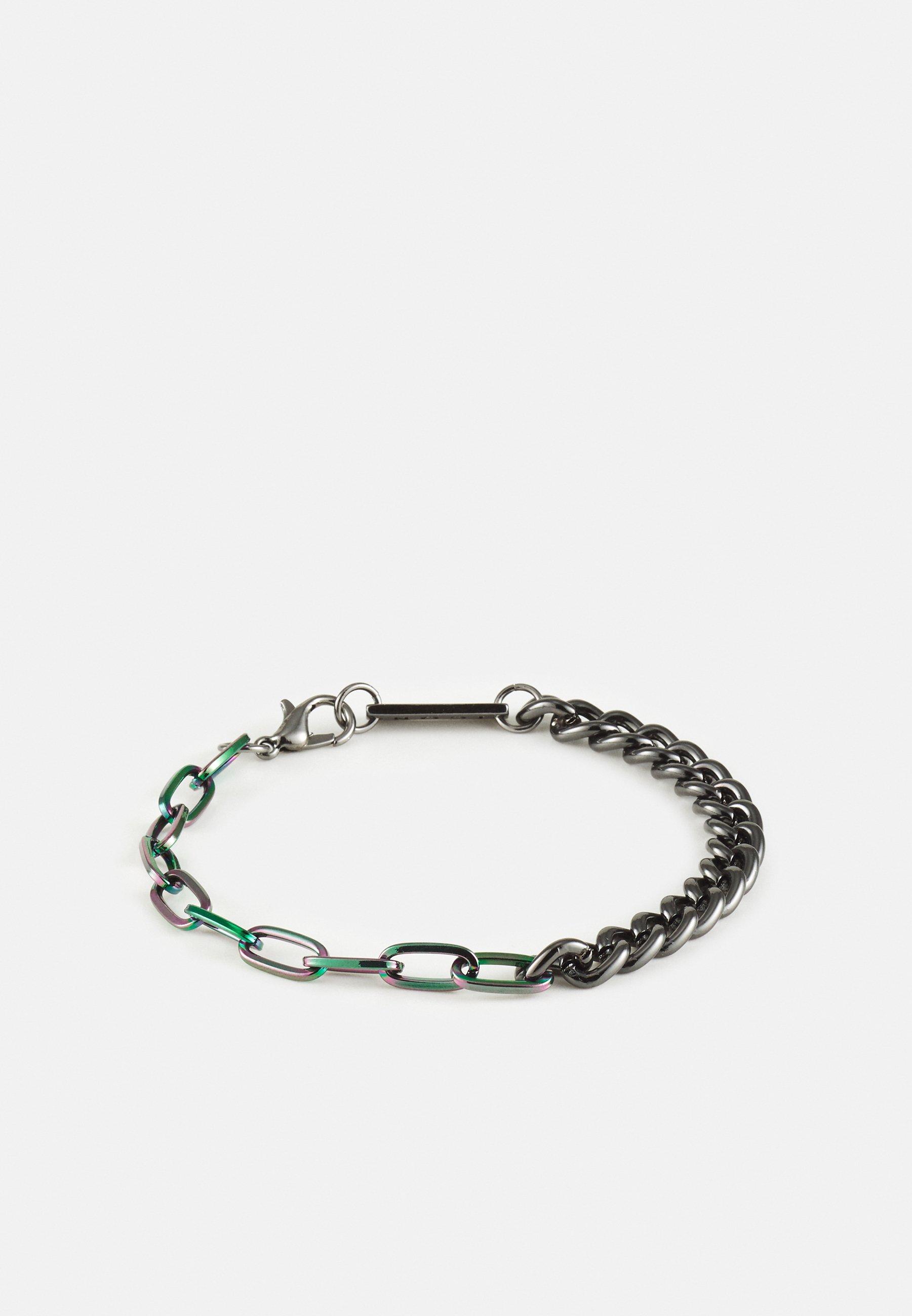 Homme MIXED UP CHAIN BRACELET - Bracelet