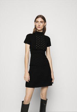 DOMINICA DRESS - Jumper dress - nero