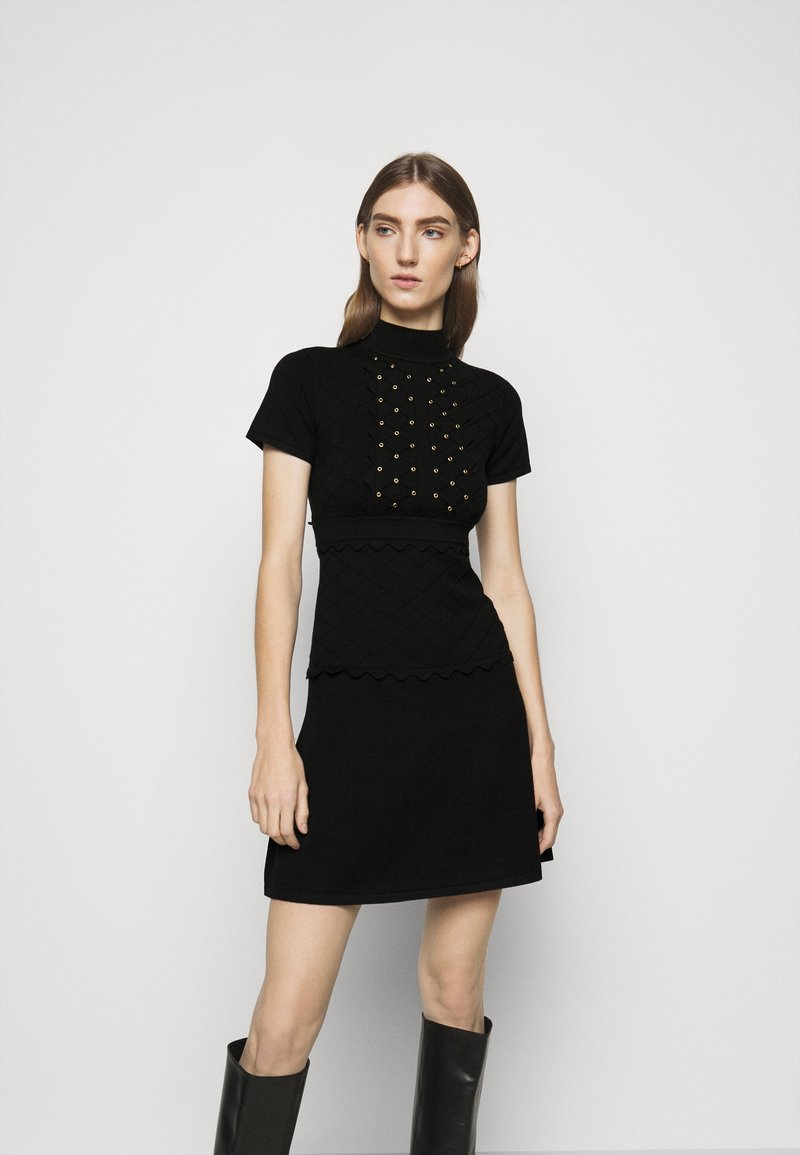 Pinko - DOMINICA DRESS - Jumper dress - nero