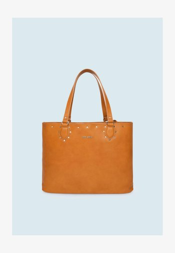 TILDA  - Tote bag - marrón tan