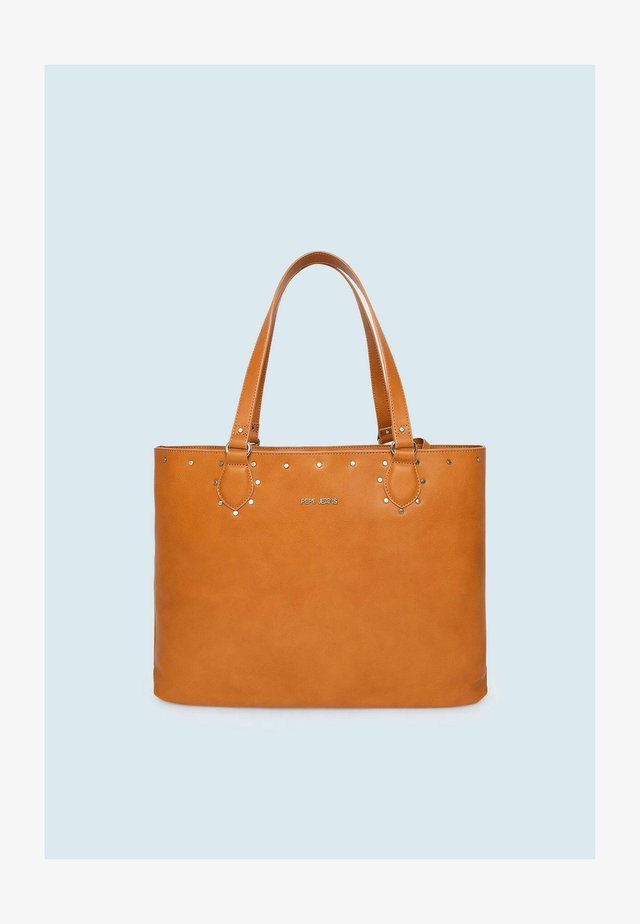TILDA  - Shopping bag - marrón tan