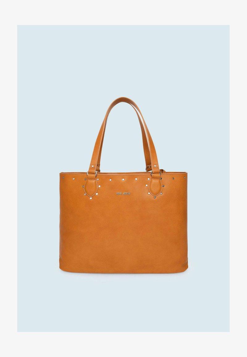 Pepe Jeans - TILDA  - Tote bag - marrón tan