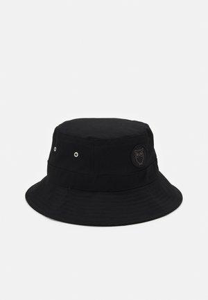 LEAF JUNGLE HAT UNISEX - Hat - black jet