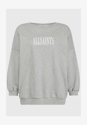 STAMP STORN - Sweatshirts - grey