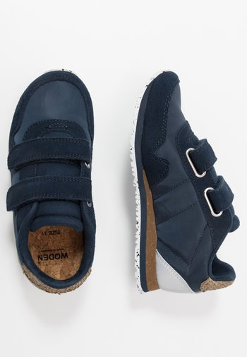 NOR - Trainers - navy