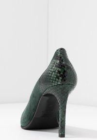 Alberto Zago - High heels - verde - 5