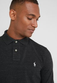 Polo Ralph Lauren - BASIC  - Piké - black marle heather - 4