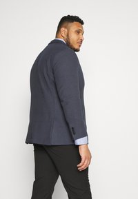 Selected Homme - SLHHIKEN BLAZER - Blazer jacket - dark navy
