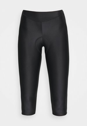 ADVANCED PANTS IV - Leggings - black