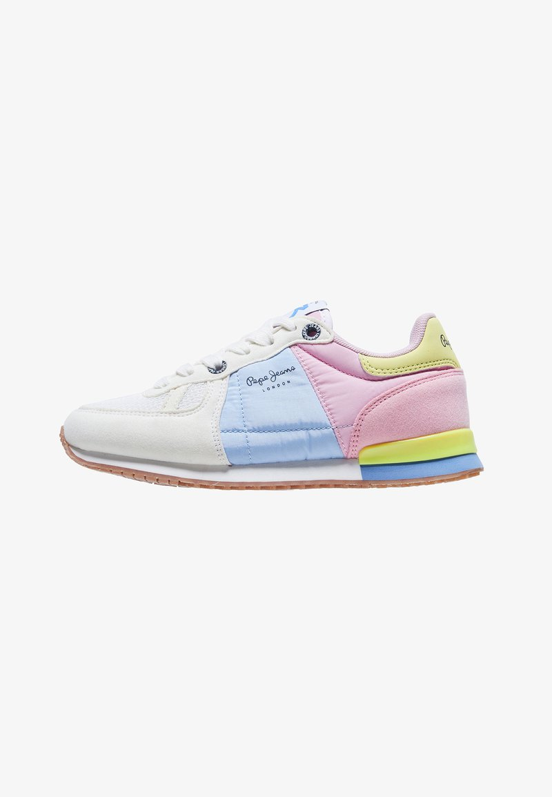 Pepe Jeans - SYDNEY - Sneakersy niskie - factory white