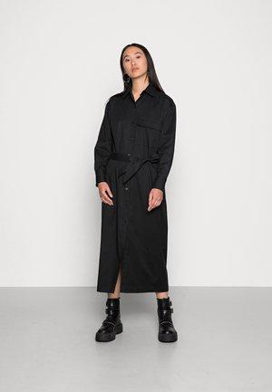 AZALEA PATCH POCKET  DRESS  VEGA - Blousejurk - black jet
