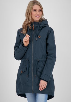 CHARLOTTE - Winter coat - marine