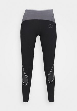 TRUEPACE - Legginsy - black/granite