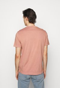 Boglioli - T-shirt basic - light red - 2
