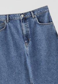PULL&BEAR - Jeansy Straight Leg - blue - 2