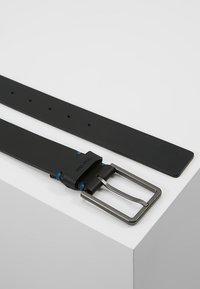 Calvin Klein - ESSENTIAL PLUS BELT - Formální pásek - black - 2