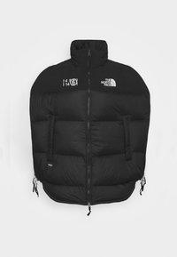 MM6 Maison Margiela - MM6 X THE NORTH FACE COAT - Veste d'hiver - black - 6
