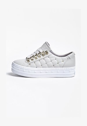 BELMA CLOUS - Baskets basses - blanc