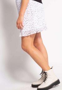Studio Untold - A-line skirt - blanc - 2