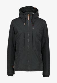 alife & kickin - ANTONYAK - Winter jacket - moonless - 5