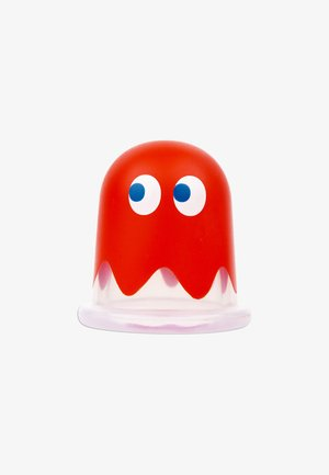 PACMAN SILICONE MASSAGE TOOL - Bath & body - red