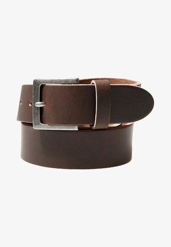 Belt - mocca