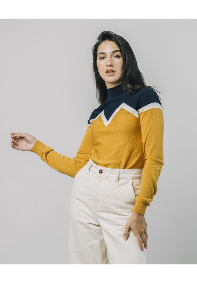 Sweter - blue