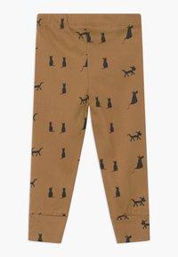 Turtledove - CATS DOG - Leggings - Trousers - honey - 1