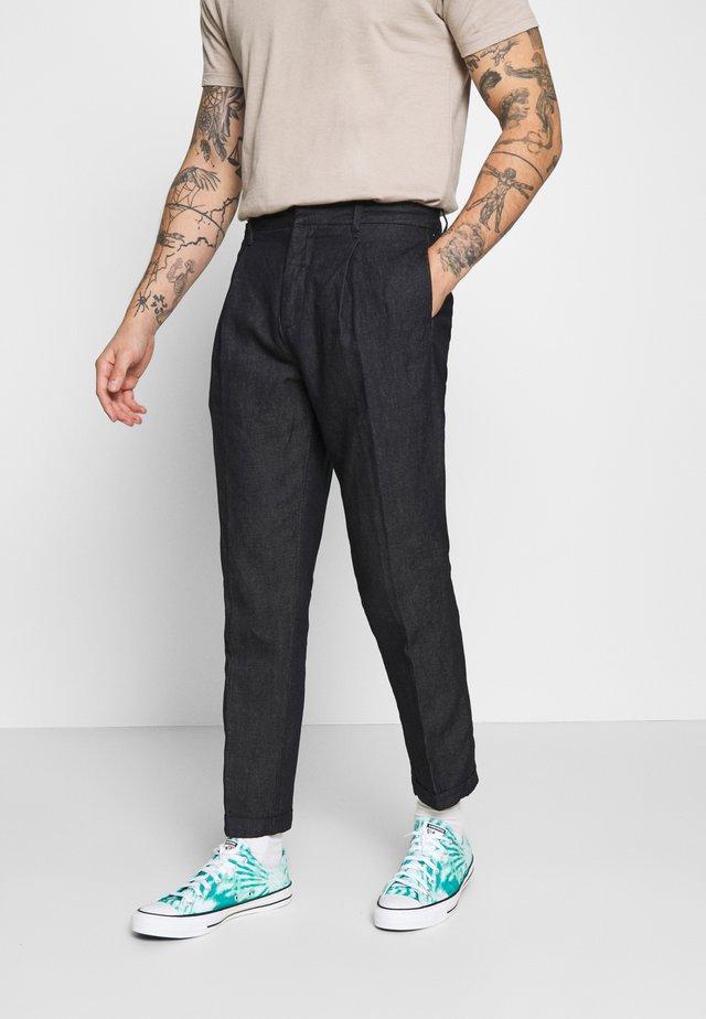 LIGHTWEIGHT BEACH PANT - Pantaloni - indigo