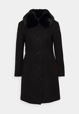 LINDA DOLLY - Classic coat - black