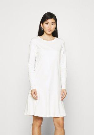 LONGSLEEVE DRESS - Jersey dress - vanilla dream