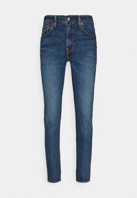 Levi's® - 512 SLIM TAPER - Jeans slim fit - dark indigo - 4