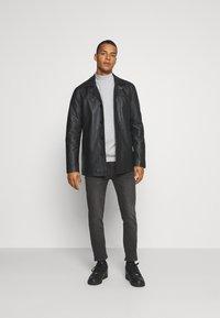 Nominal - GROTON  - Slim fit jeans - black - 1