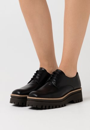 REIMS - Lace-ups - black