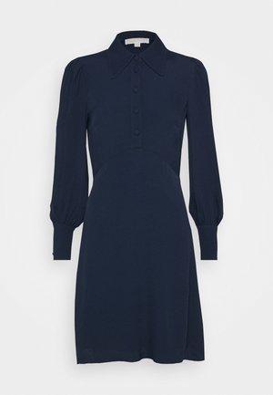 MINI DRESS - Vestido camisero - midnightblue