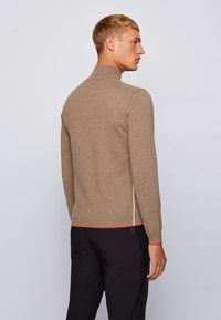 BOSS - ZISTON_W20 - Strickpullover - brown - 2