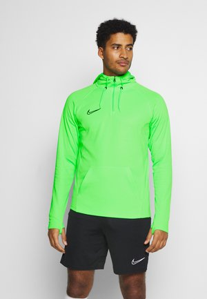 DRY ACADEMY HOODIE  - Jersey con capucha - green strike/black